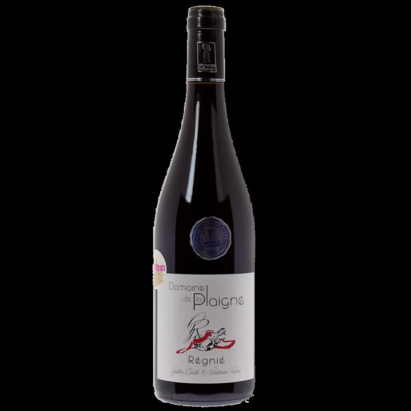 Beaujolais rouge fruité Régnié