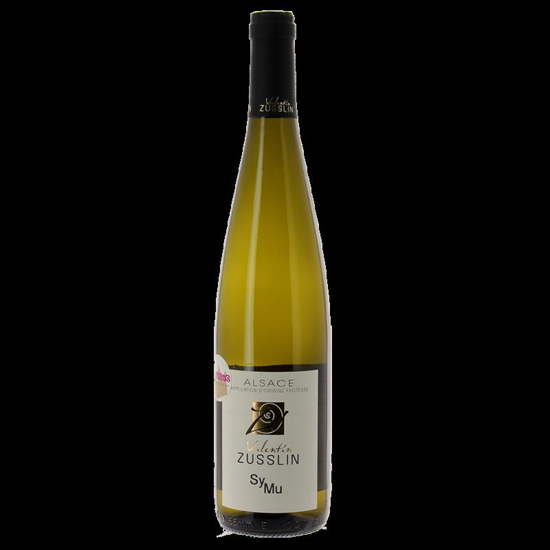 Alsace Blanc sec et fruité Symu
