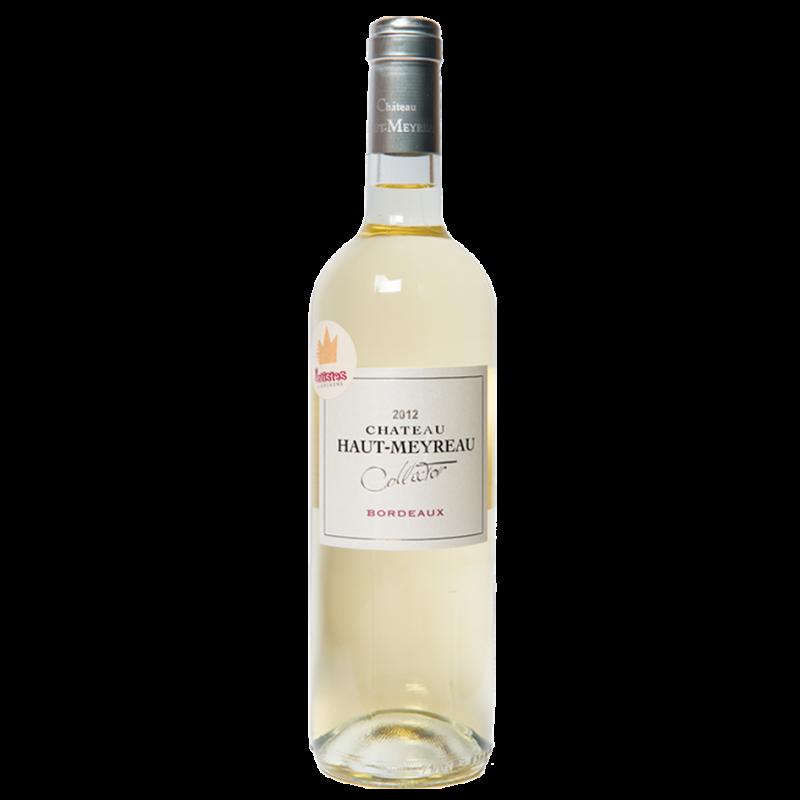 Bordeaux blanc exotique collector