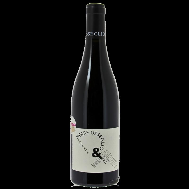 Vin de France rouge fruité Panorama
