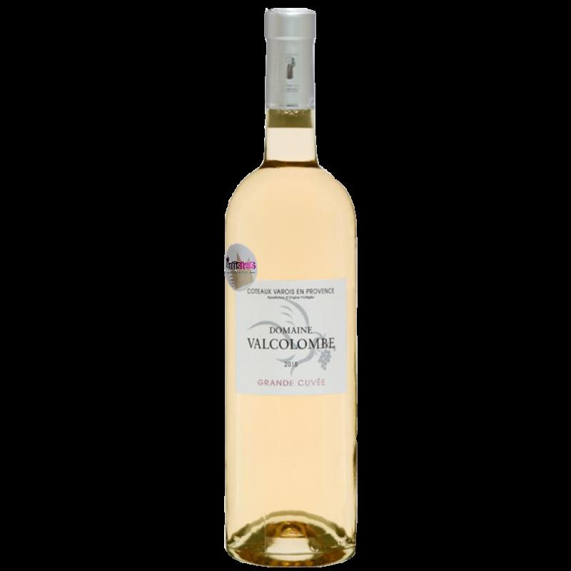 coteaux varois en provence rosé sec élégant domaine de valcolombe