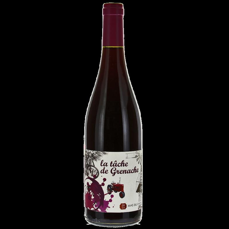 vin rouge fruité La Tâche de Grenache Rhône
