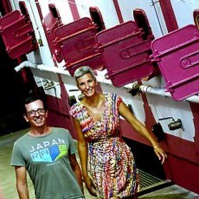 Luc VIGNAL et Emmanuelle DELON