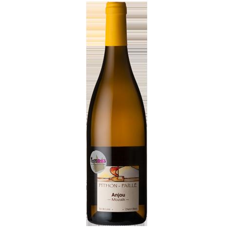 vin blanc sec gourmand anjou mozaïk